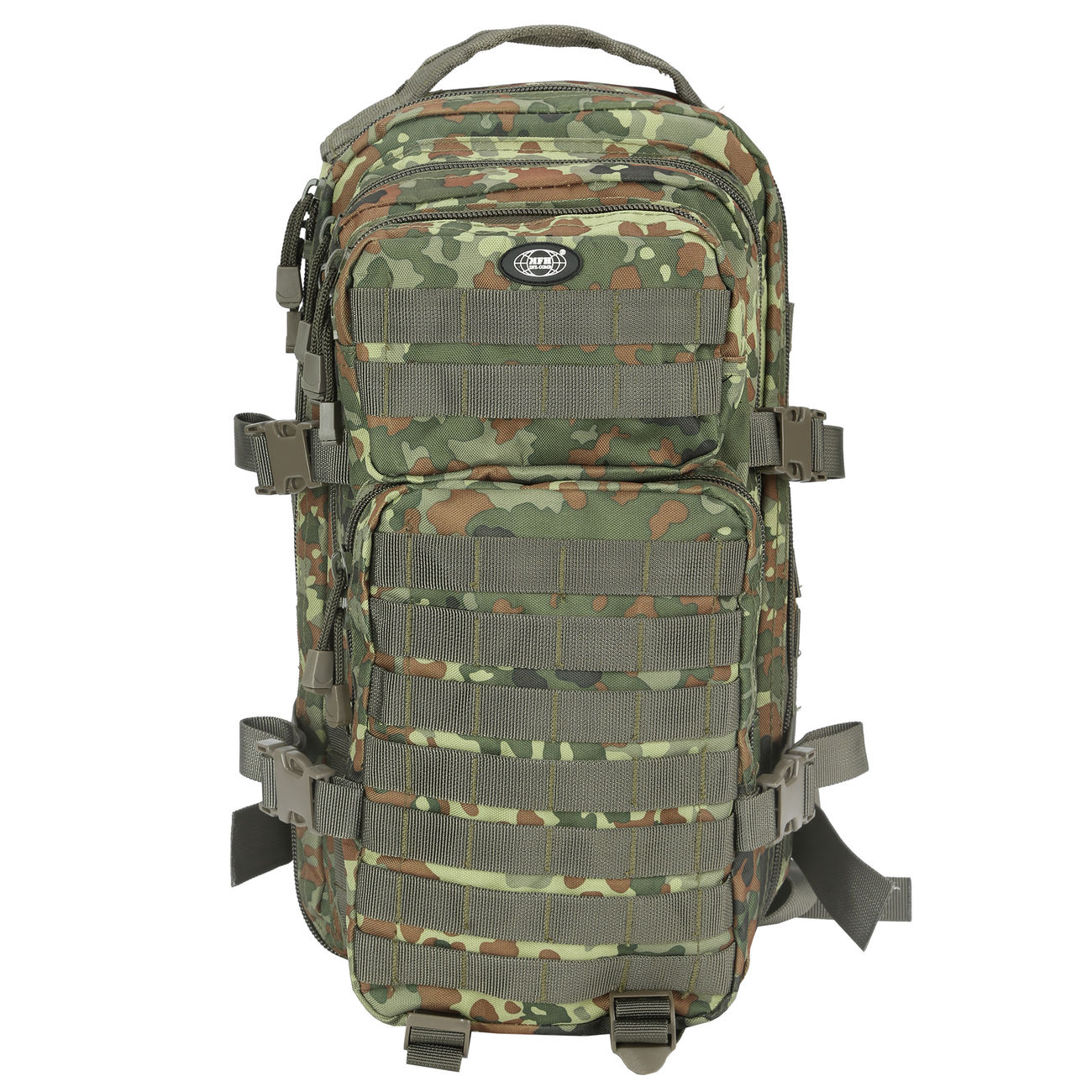 MFH Rucksack US Assault flecktarn 6
