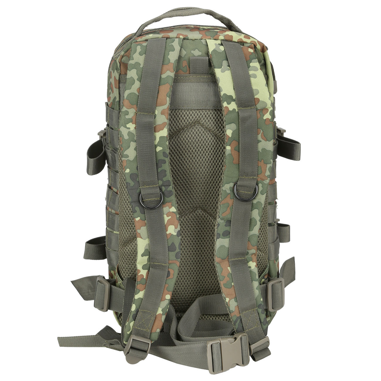 MFH Rucksack US Assault flecktarn 7