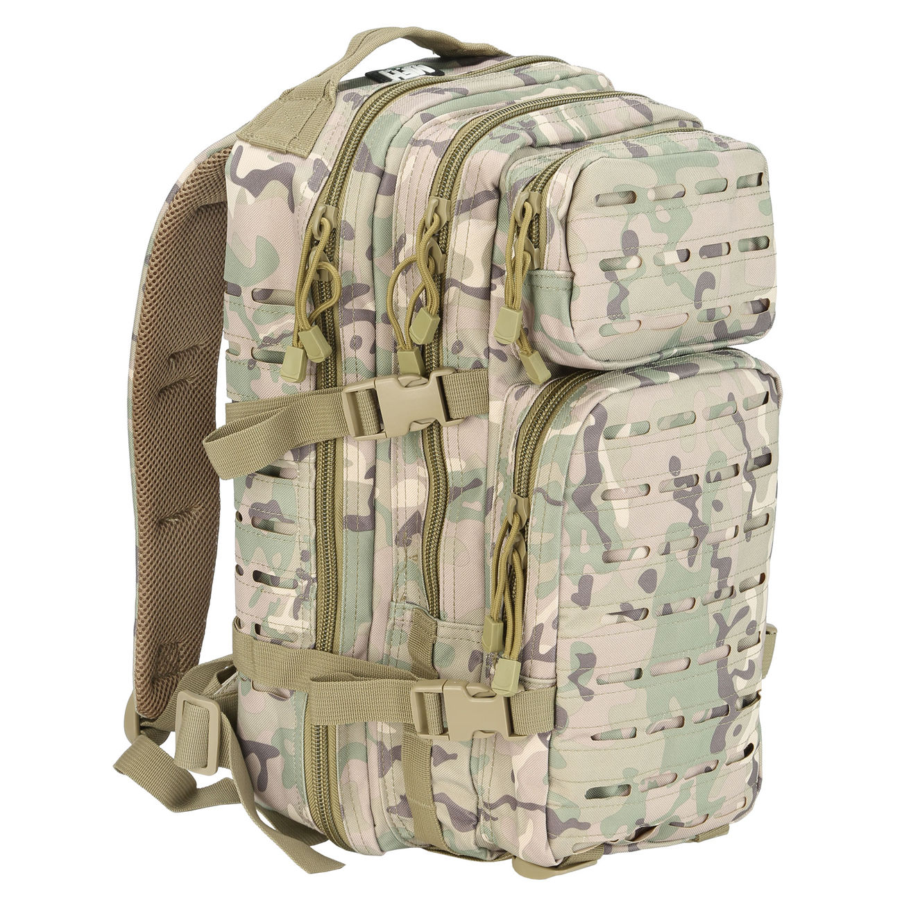 MFH Rucksack US Assault I Laser 30L operation-camo 0