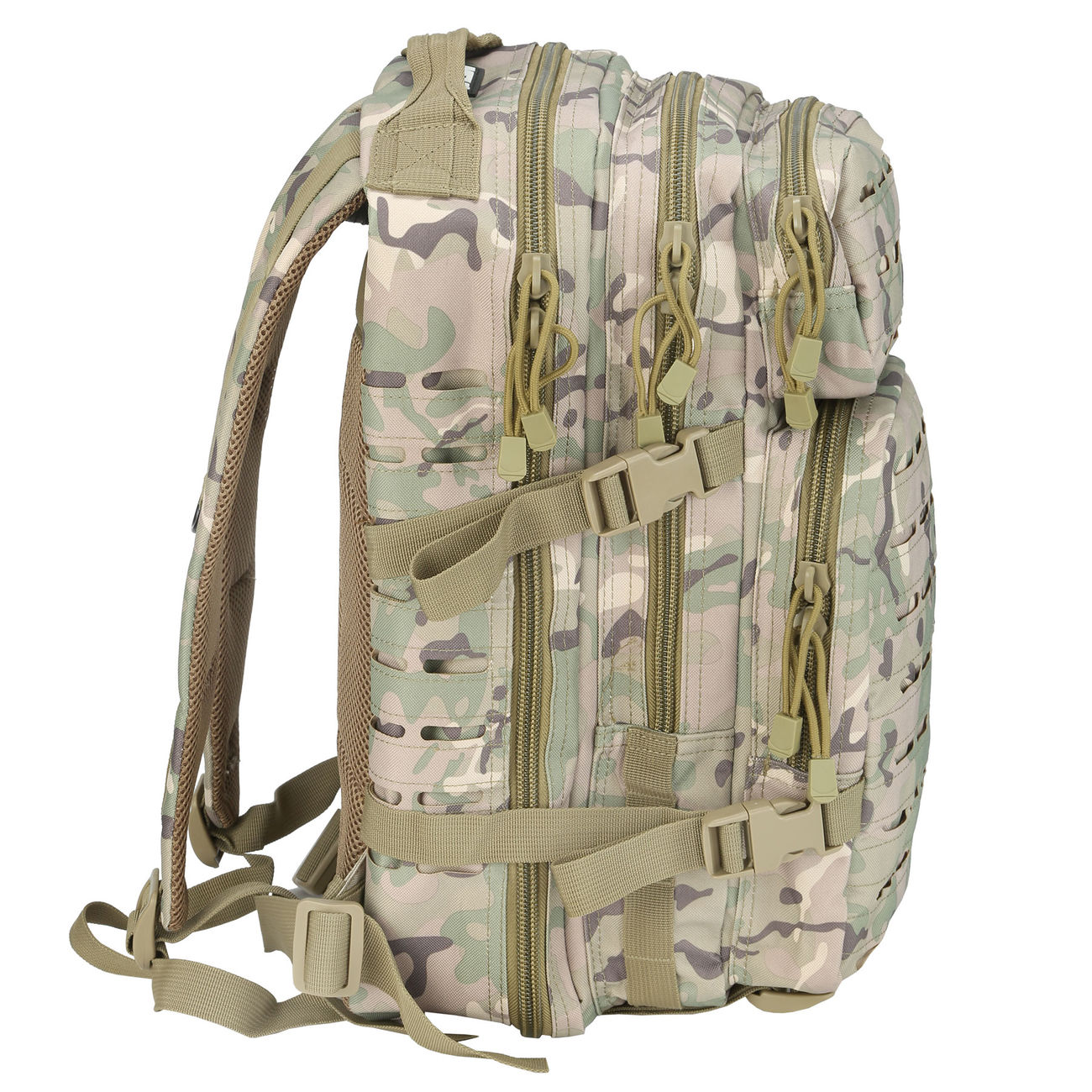MFH Rucksack US Assault I Laser 30L operation-camo 1