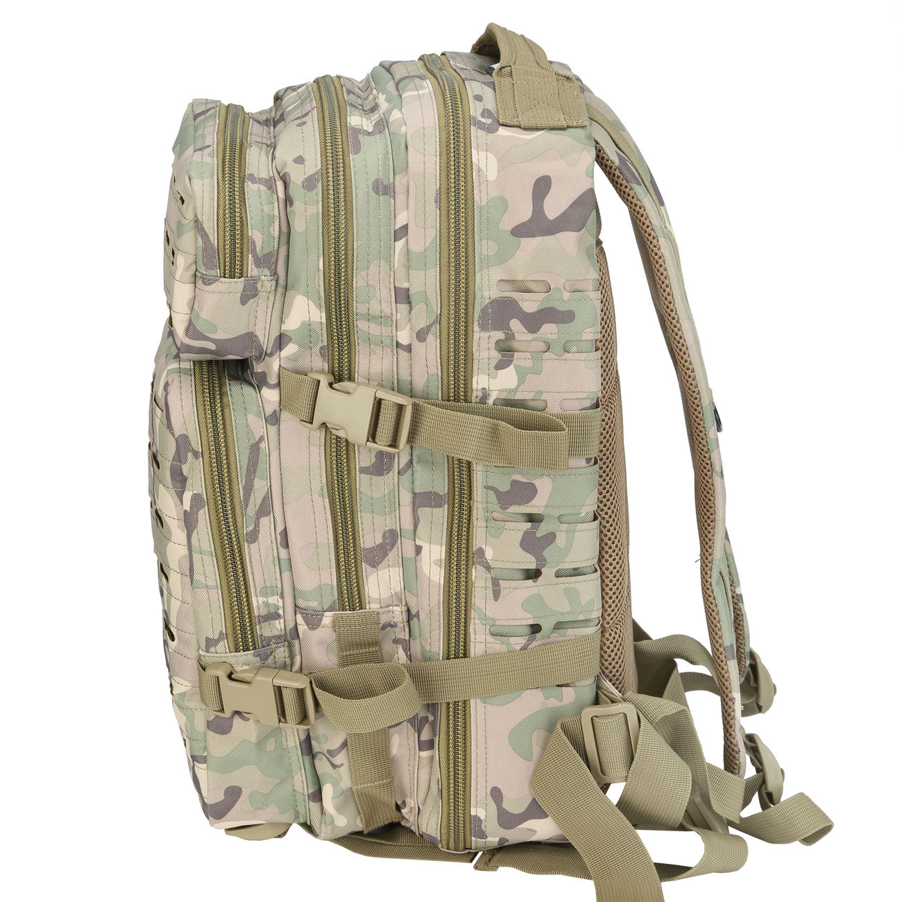 MFH Rucksack US Assault I Laser 30L operation-camo 2