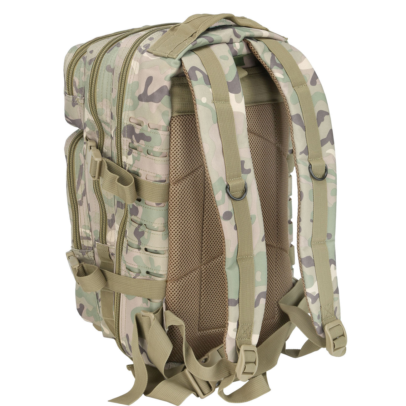 MFH Rucksack US Assault I Laser 30L operation-camo 3