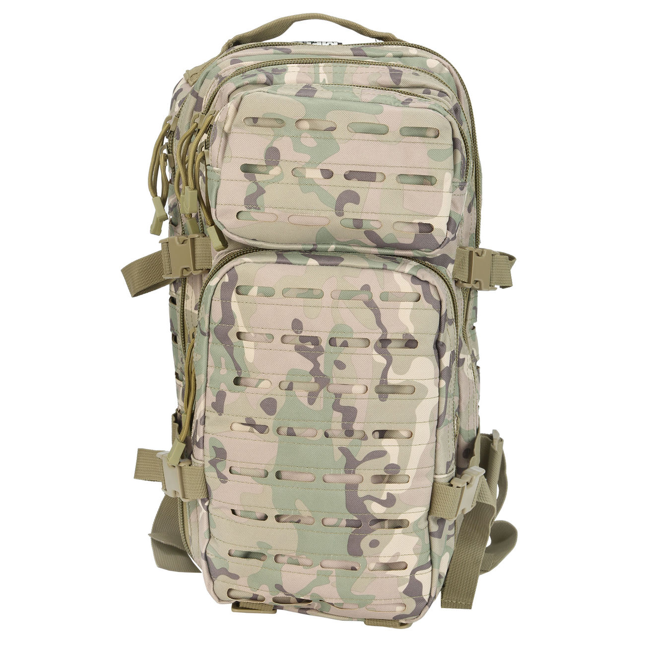MFH Rucksack US Assault I Laser 30L operation-camo 6