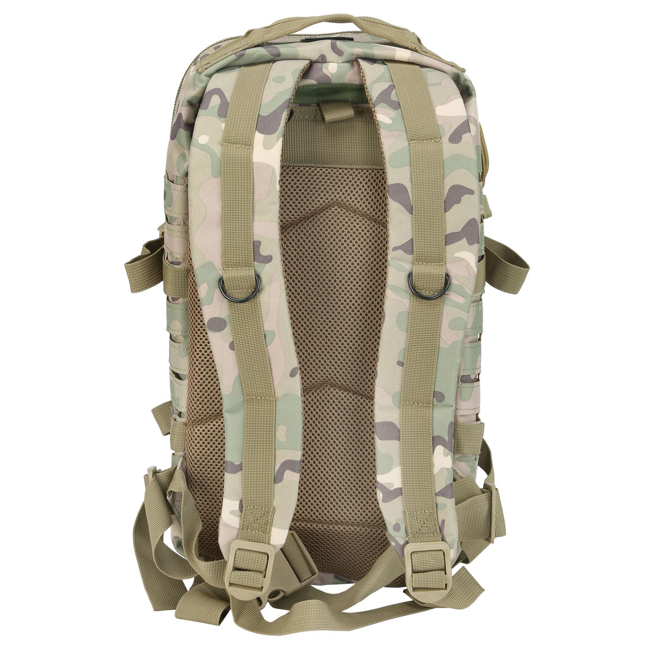 MFH Rucksack US Assault I Laser 30L operation-camo 7