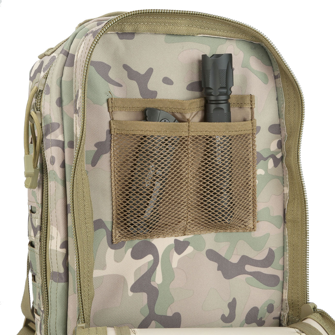 MFH Rucksack US Assault I Laser 30L operation-camo 8