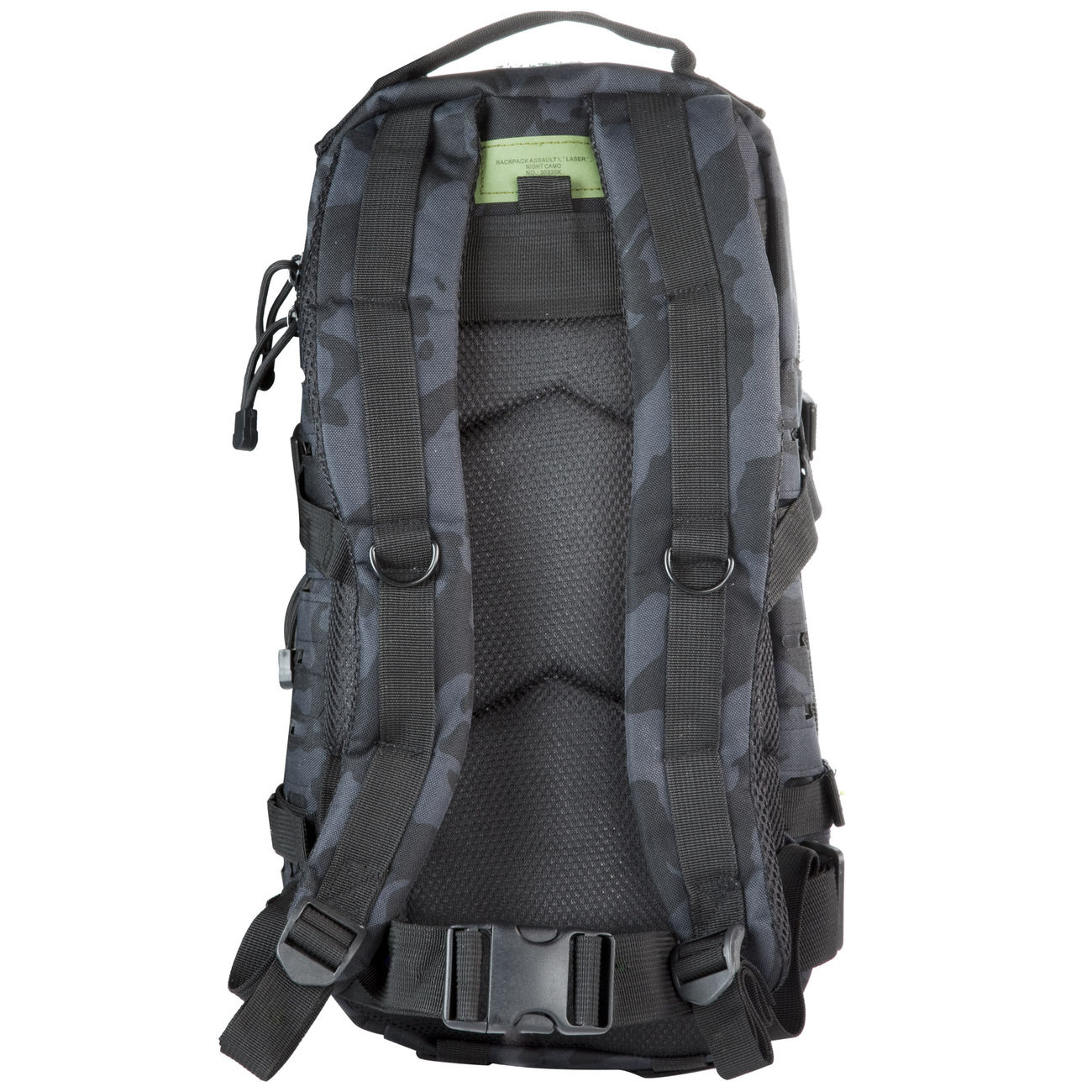 MFH Rucksack US Assault I Laser 30L night camo 2
