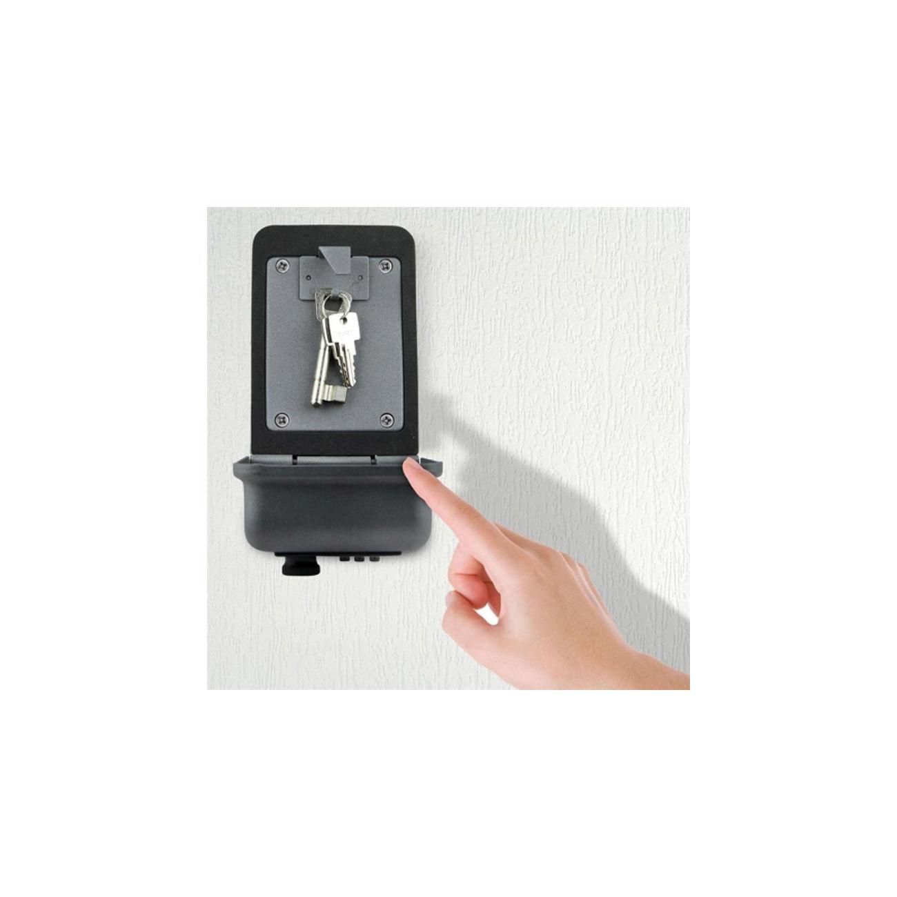 kh security schl sselbox safe mit zahlenschloss kotte zeller. Black Bedroom Furniture Sets. Home Design Ideas