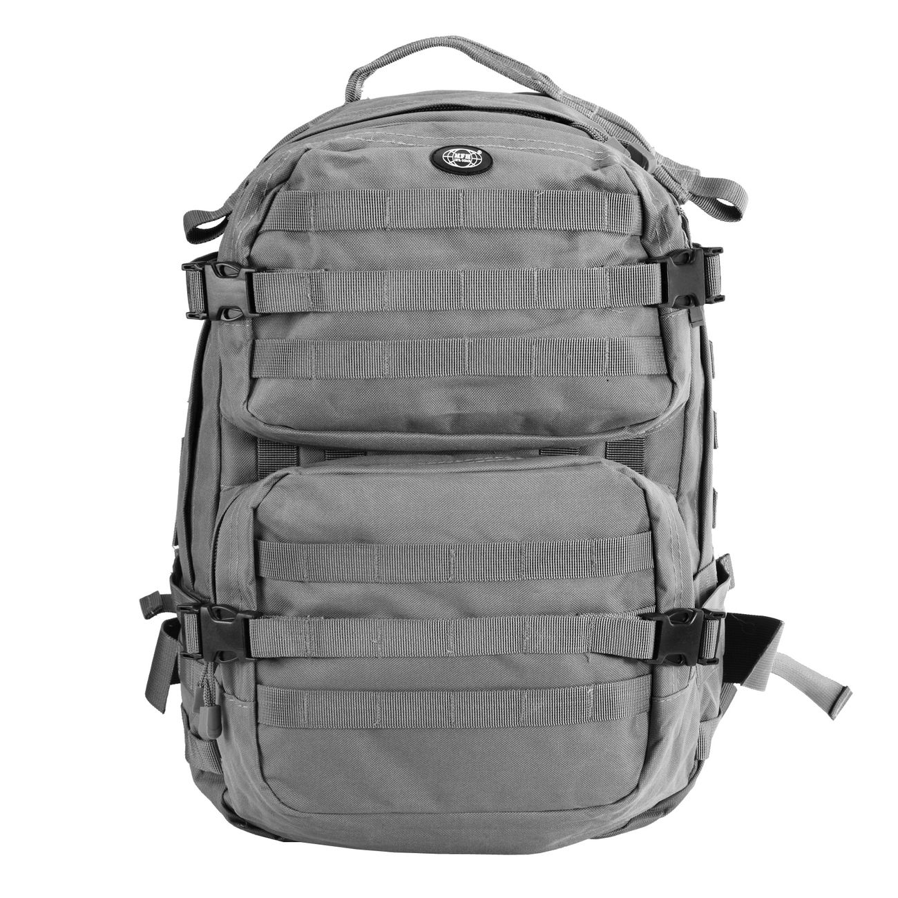 MFH Rucksack US Assault II foliage 1
