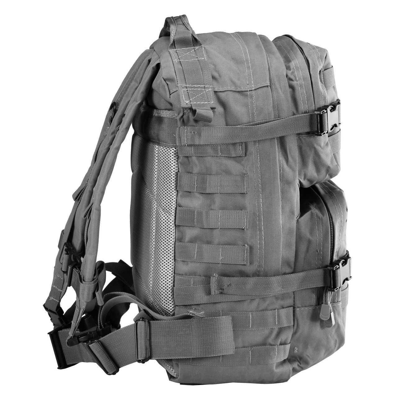 MFH Rucksack US Assault II foliage 2