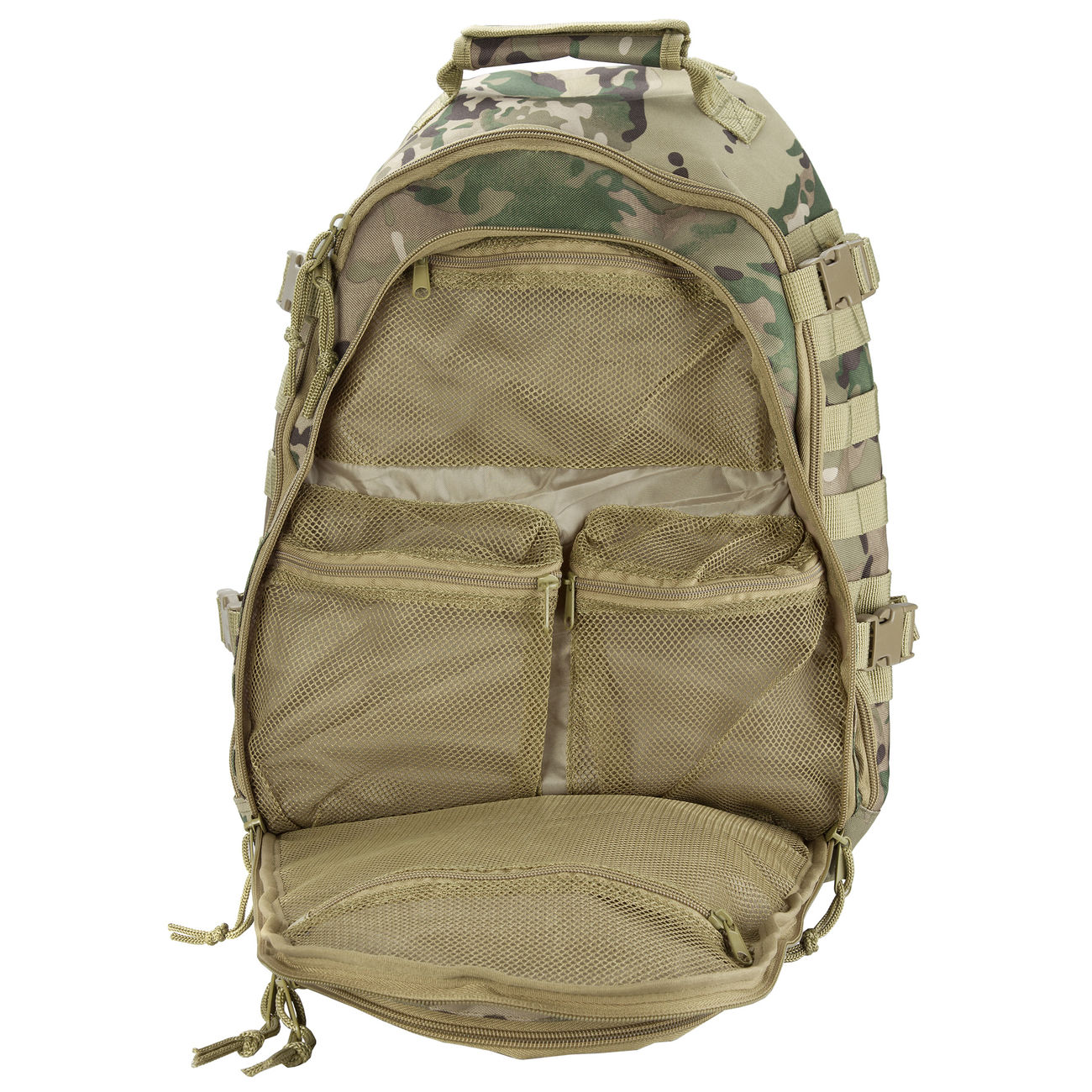 101 INC. Rucksack Mission Pack DTC multi 3