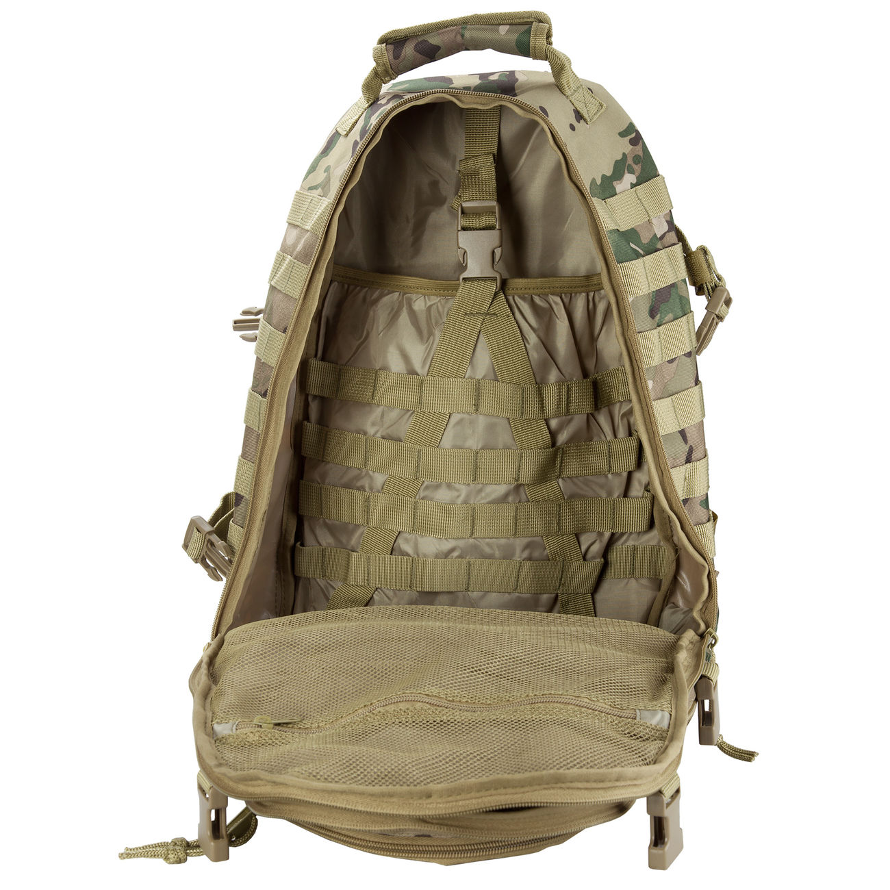 101 INC. Rucksack Mission Pack DTC multi 4