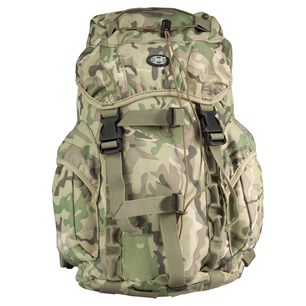 MFH Rucksack Recon I operation camo 1