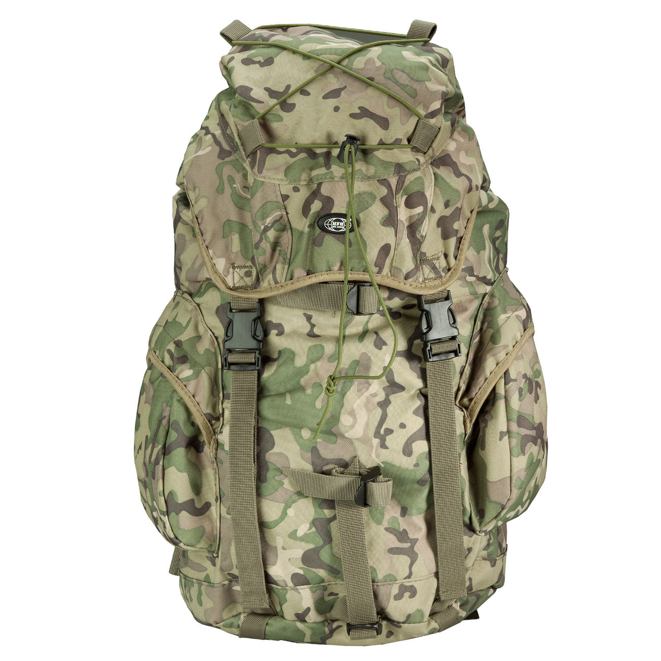 MFH Rucksack Recon III operation-camo 1