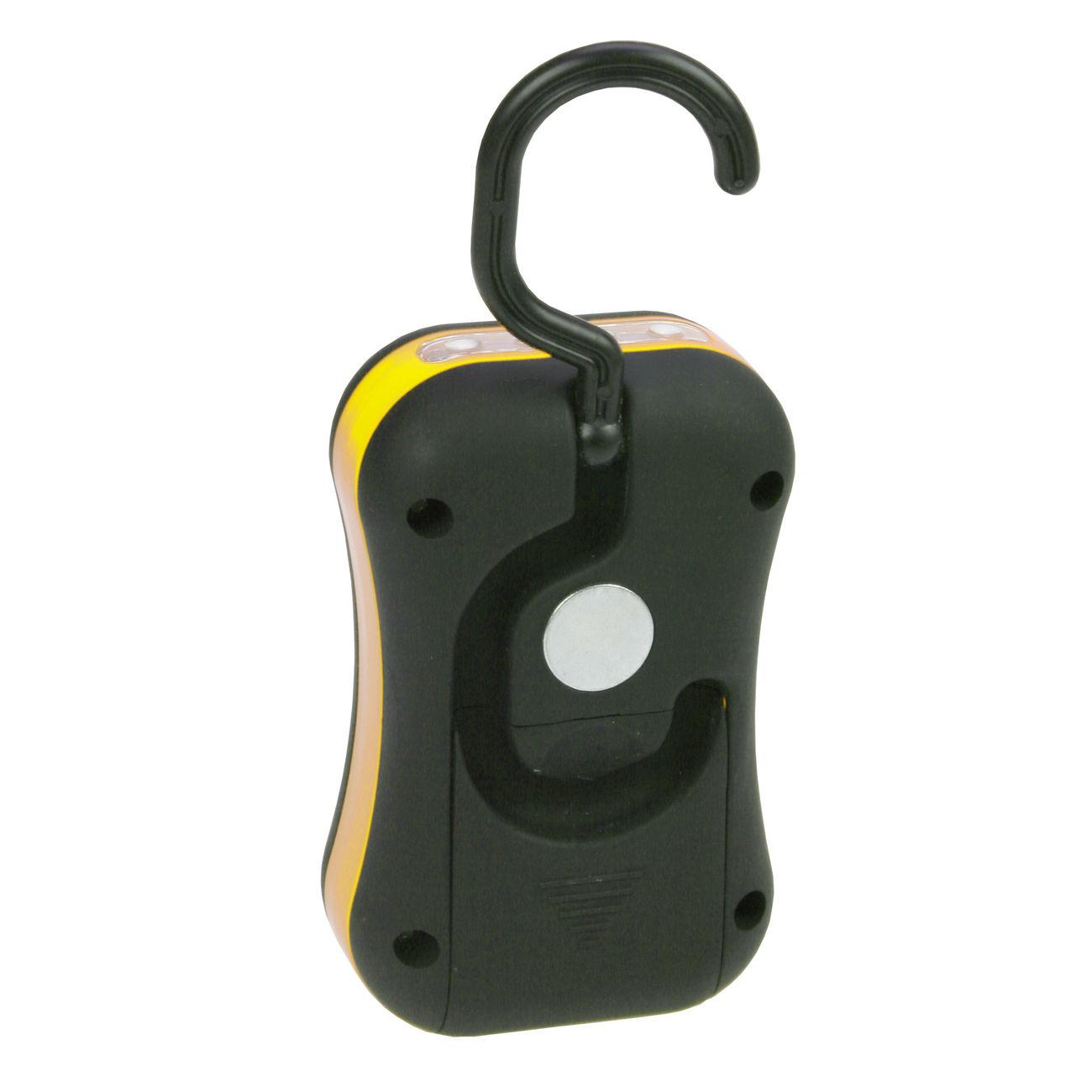 Dörr LED-Taschenlampe X24 Plus 200 Lux gelb günstig - Kotte & Zeller