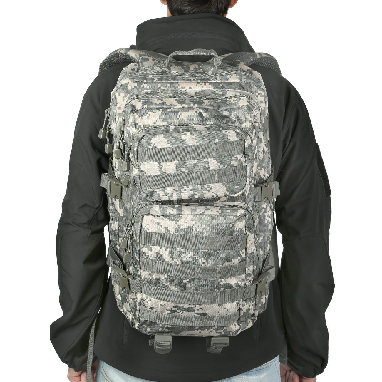 Mil-Tec Rucksack US Assault Pack II 40 Liter at-digital 4