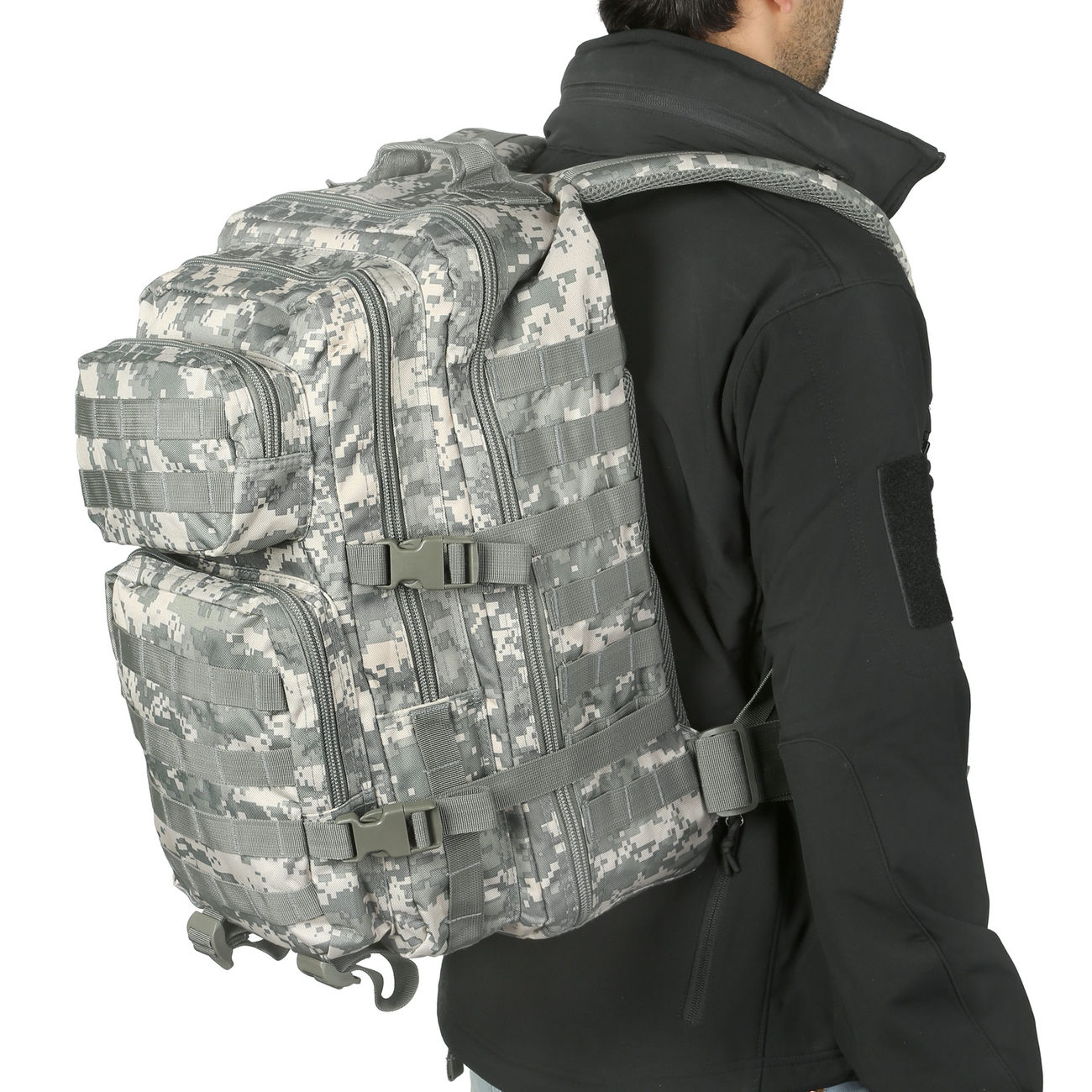 Mil-Tec Rucksack US Assault Pack II 40 Liter at-digital 5