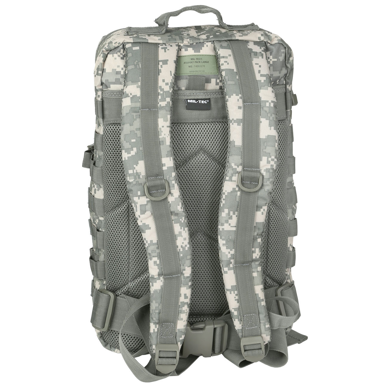 Mil-Tec Rucksack US Assault Pack II 40 Liter at-digital 7