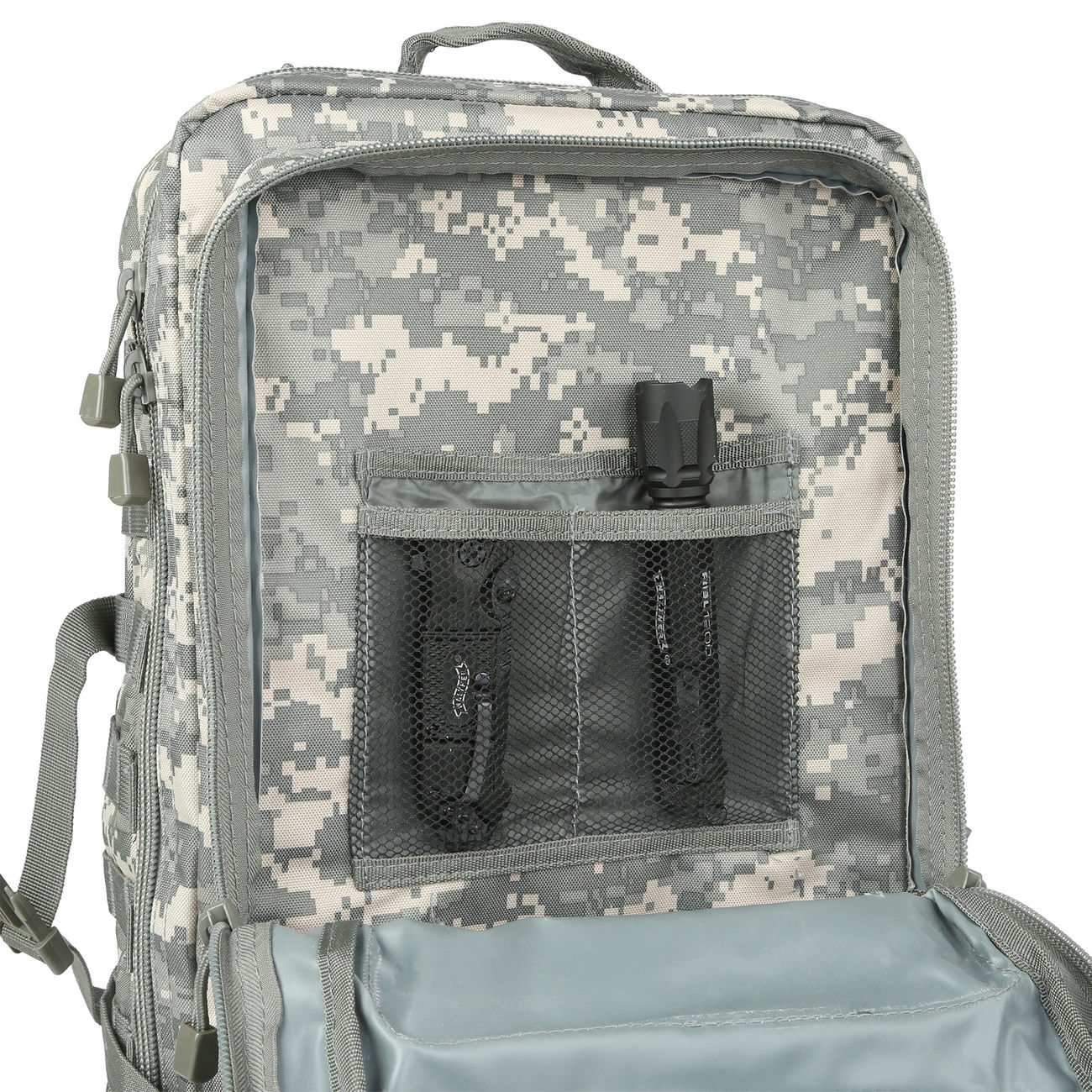 Mil-Tec Rucksack US Assault Pack II 40 Liter at-digital 8