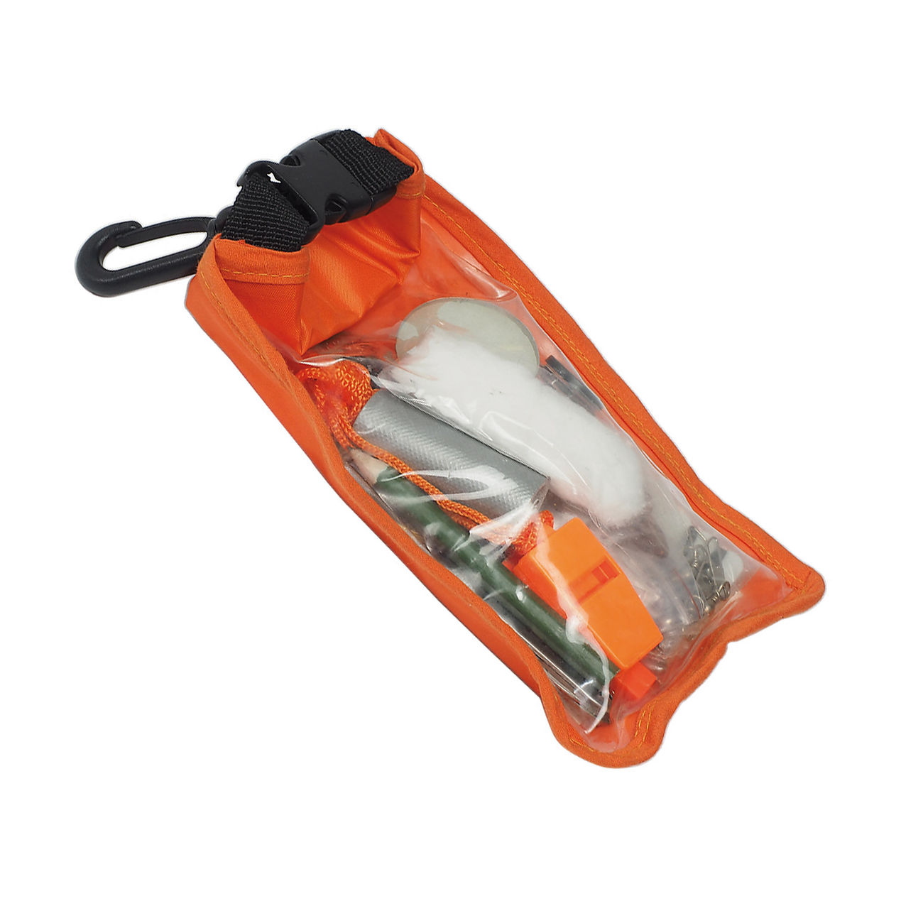 Mil-Tec Outdoor-Survival-Pack small orange 0