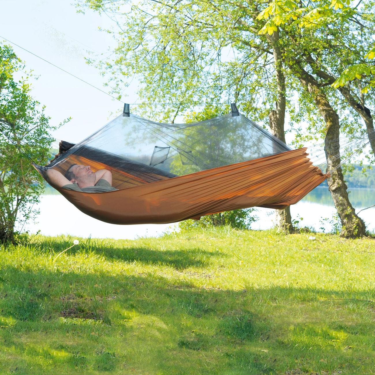 amazonas h ngematte moskito traveller pro kotte zeller. Black Bedroom Furniture Sets. Home Design Ideas