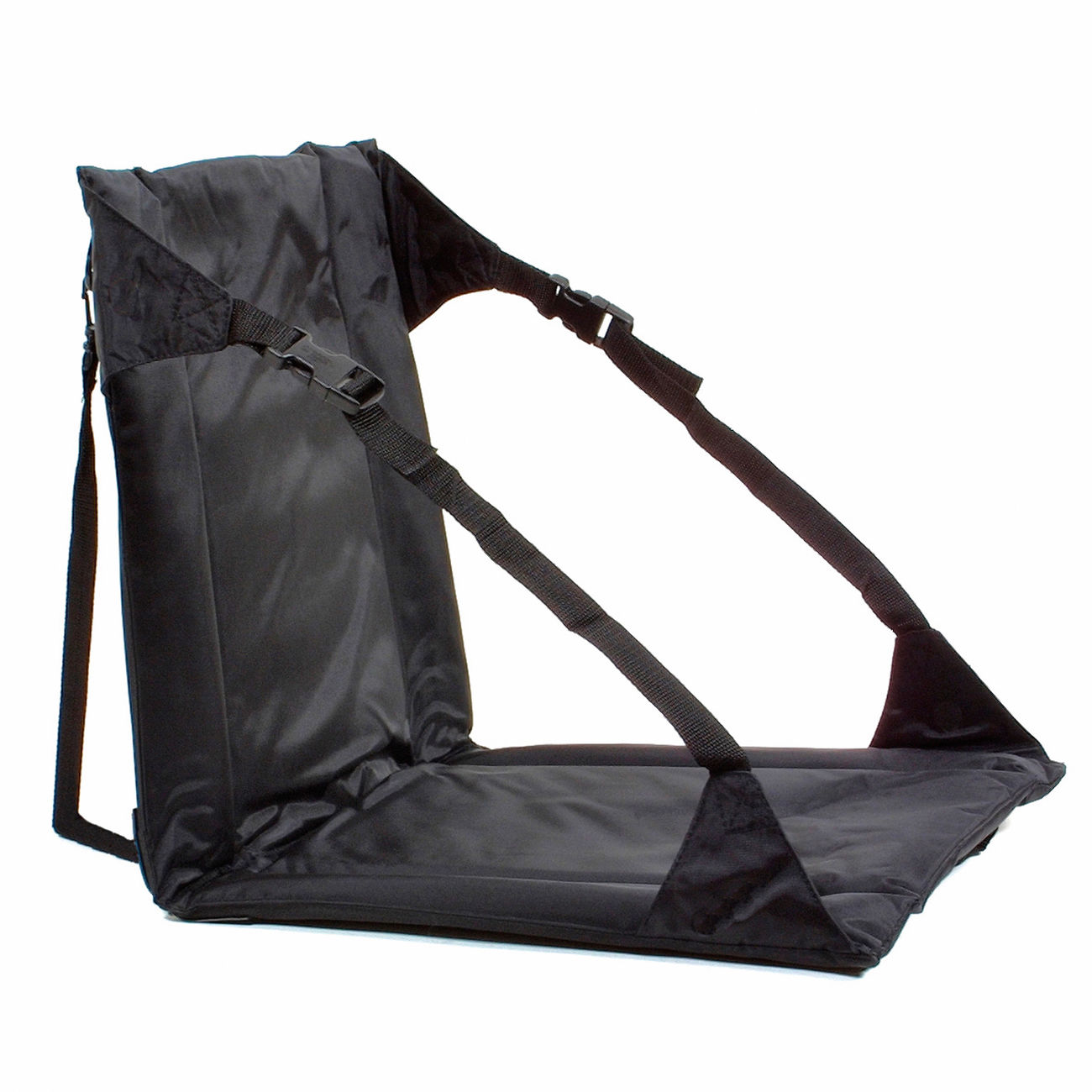 relags travelschair trail camping sitzkissen schwarz kotte zeller. Black Bedroom Furniture Sets. Home Design Ideas