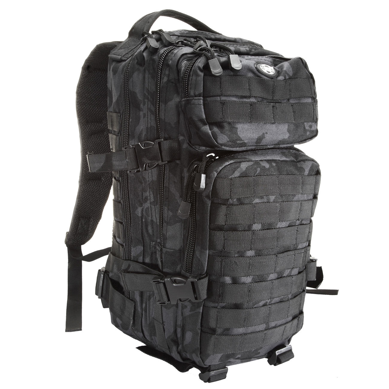 MFH US Rucksack Assault I night camo 0