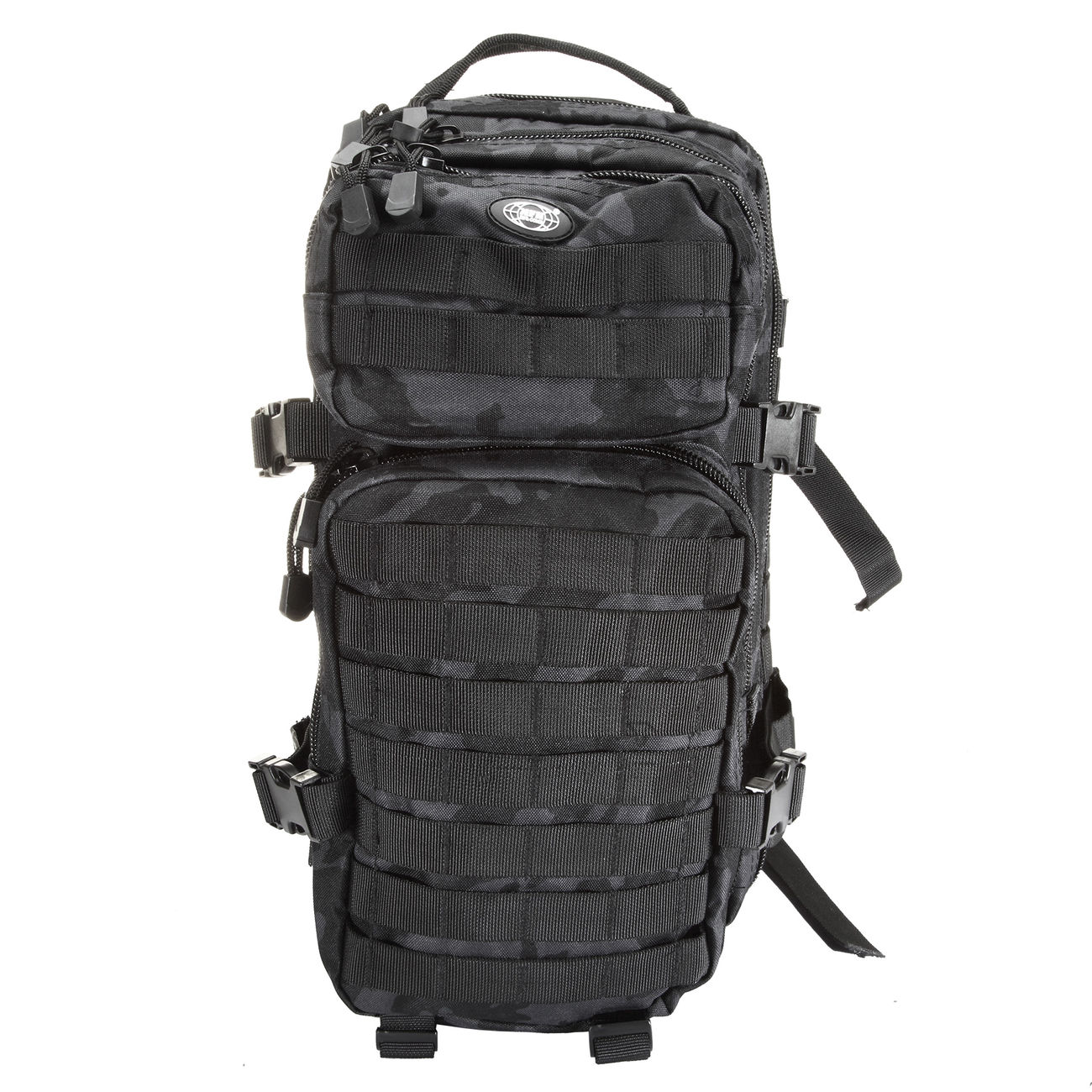 MFH US Rucksack Assault I night camo 1