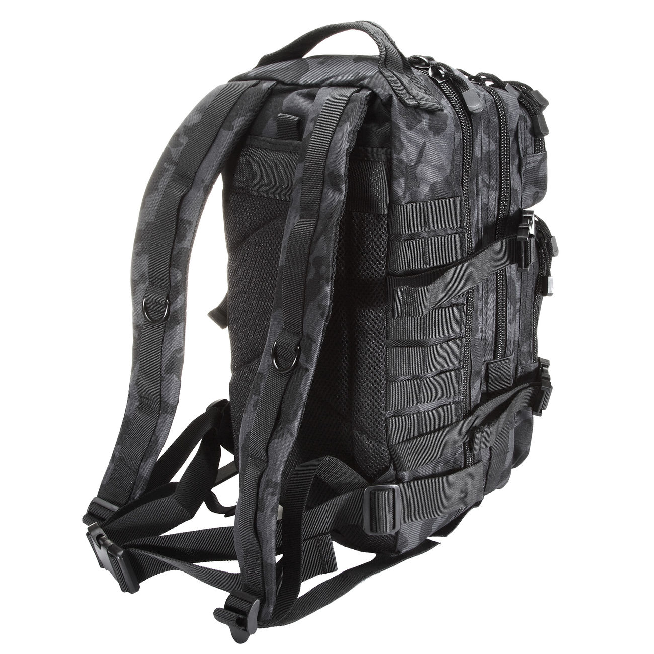 MFH US Rucksack Assault I night camo 2