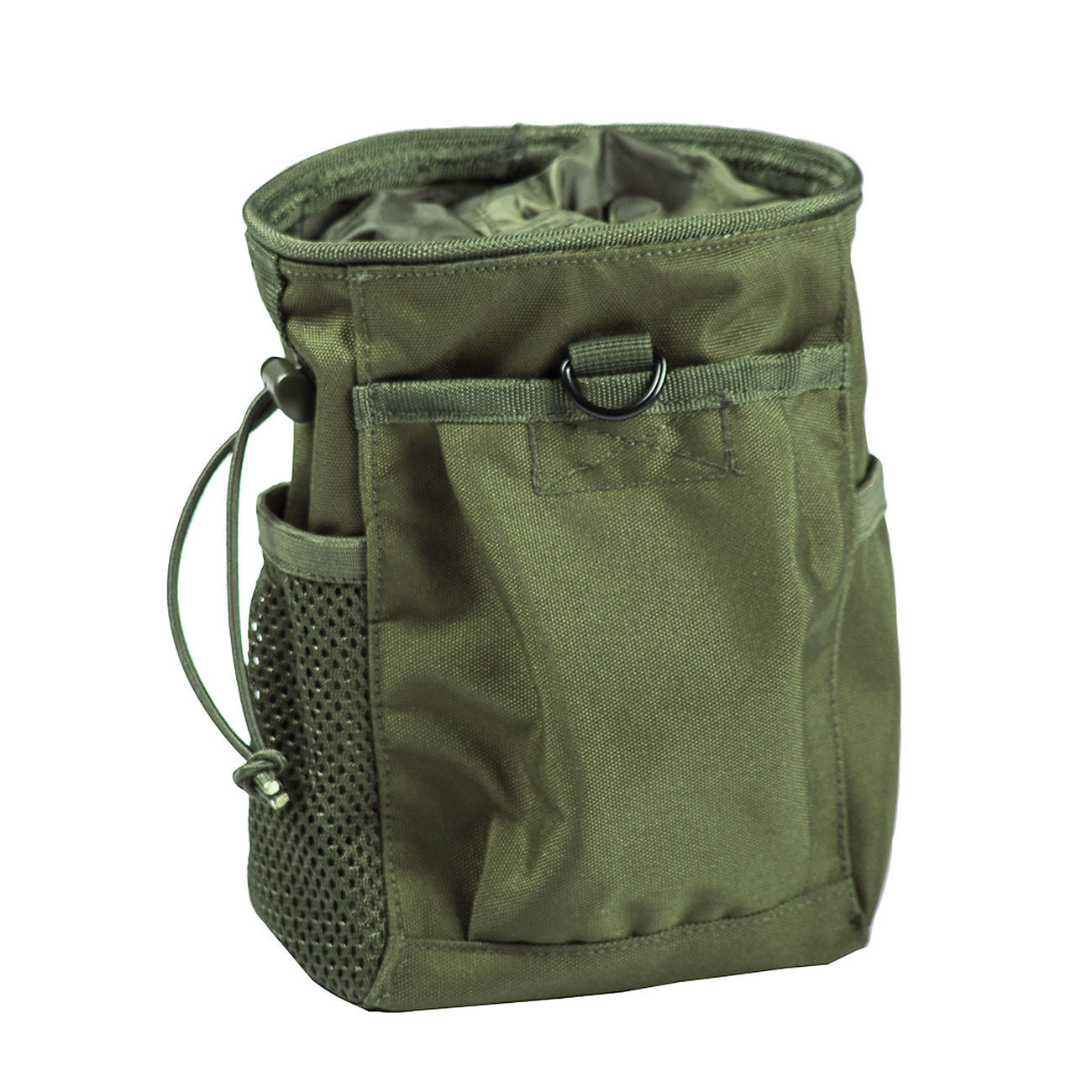Mil-Tec Mehrzwecktasche Empty Shell Pouch Molle oliv 0