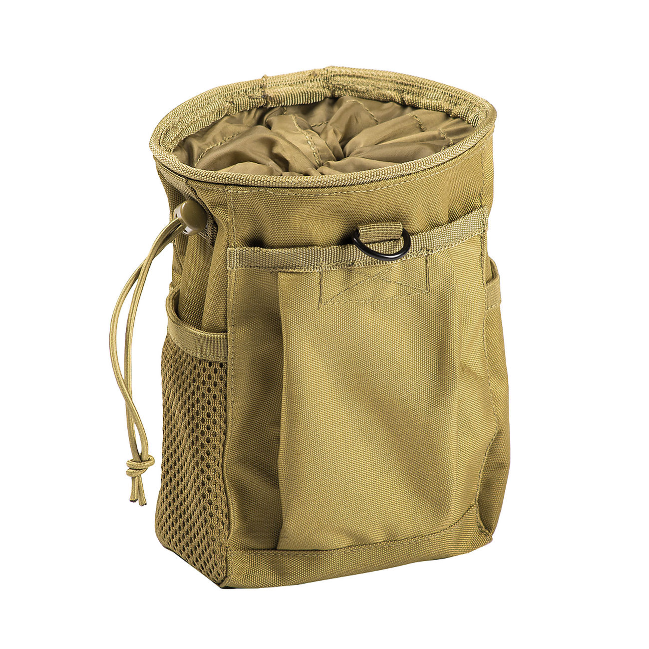 Mil-Tec Mehrzwecktasche Empty Shell Pouch Molle coyote 0