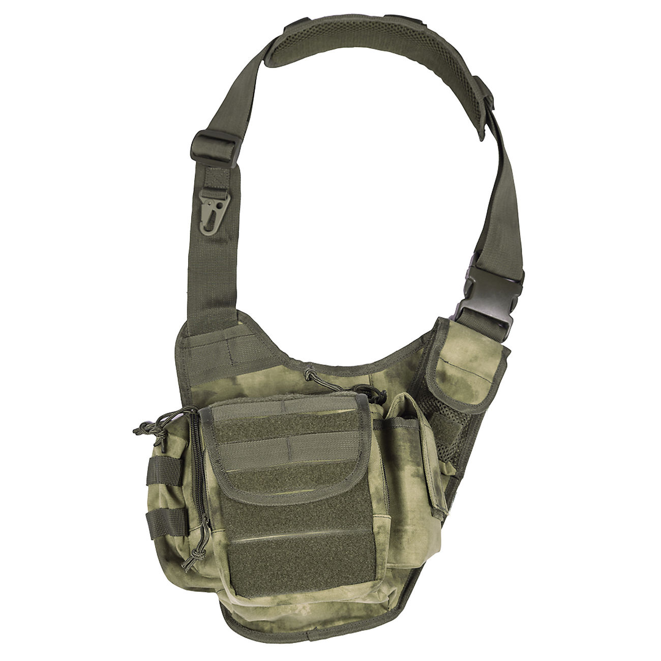 Mil-Tec Schultertasche Sling Bag Multifunction Mil-Tacs FG 0