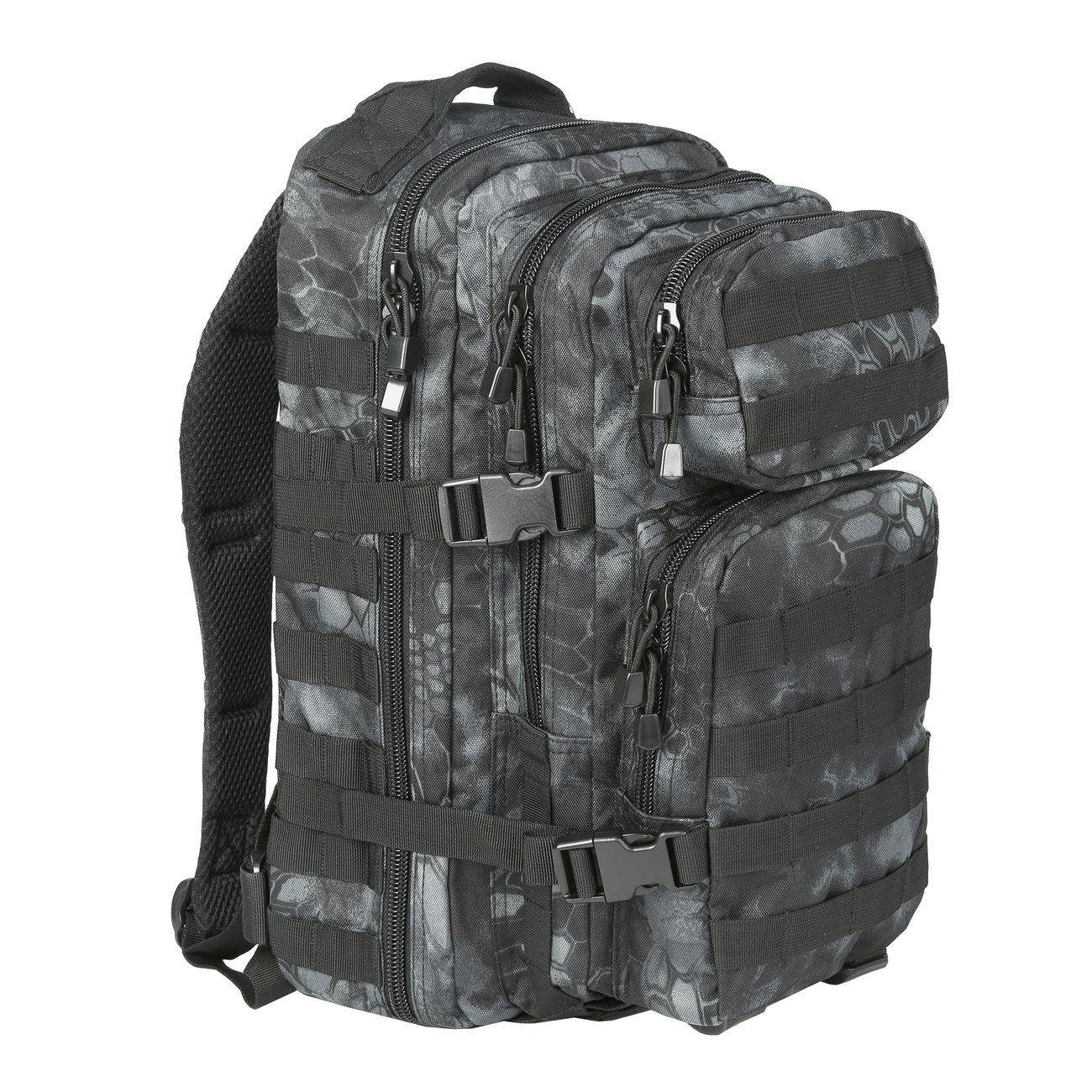 7fe390aa769ff Mil-Tec Rucksack US Assault Pack I 20 Liter mandra night günstig ...