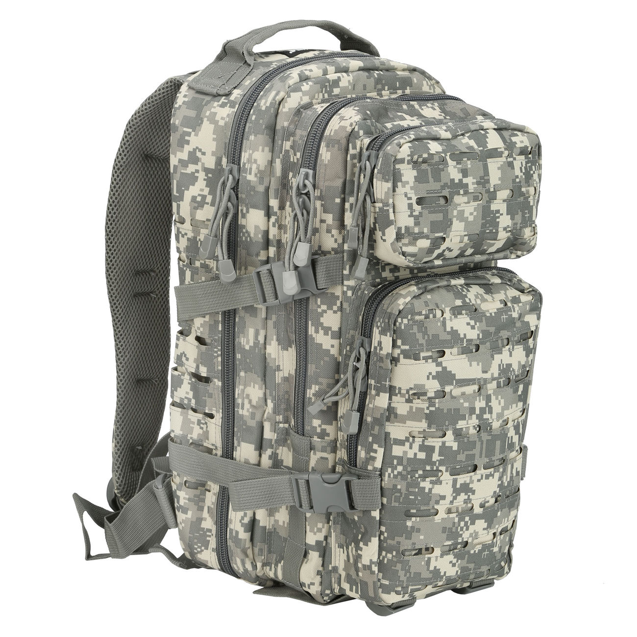 MFH Rucksack US Assault I Laser 30L AT-digital 0