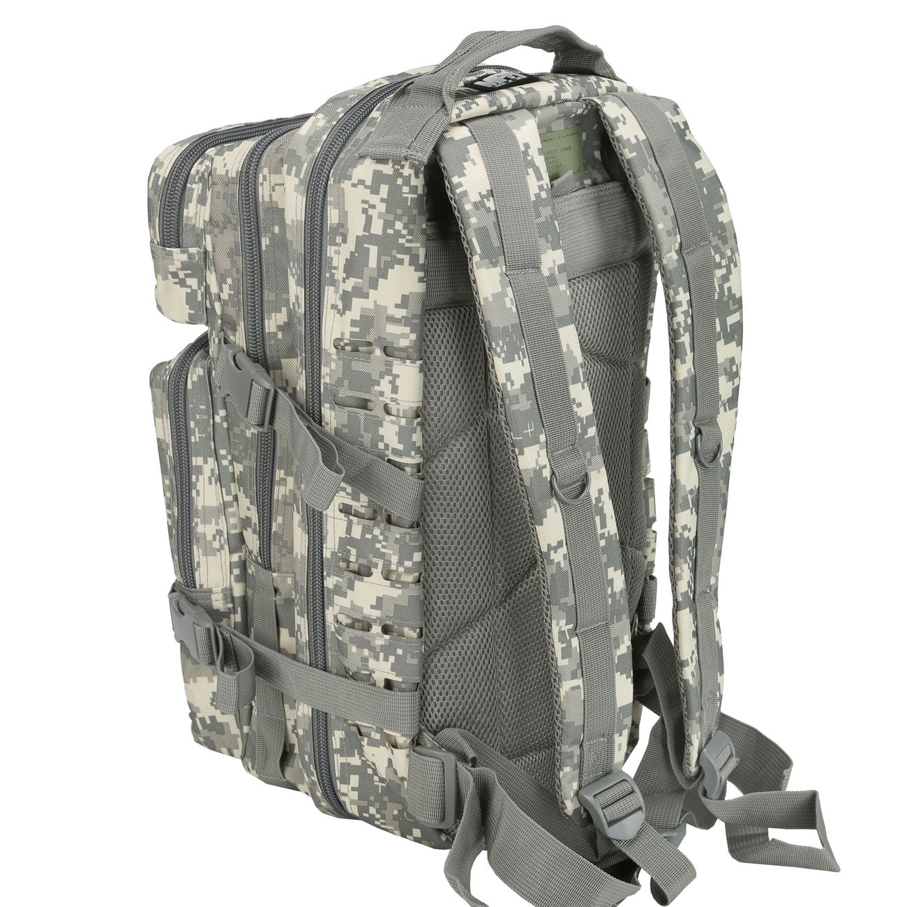 MFH Rucksack US Assault I Laser 30L AT-digital 3