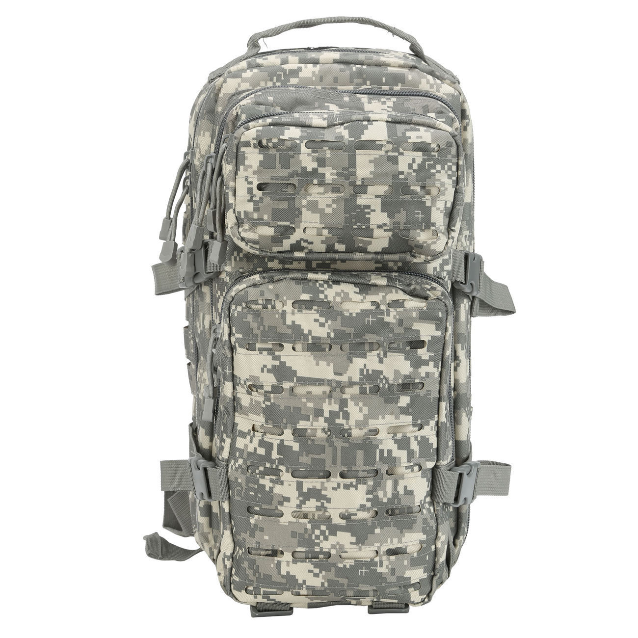 MFH Rucksack US Assault I Laser 30L AT-digital 6