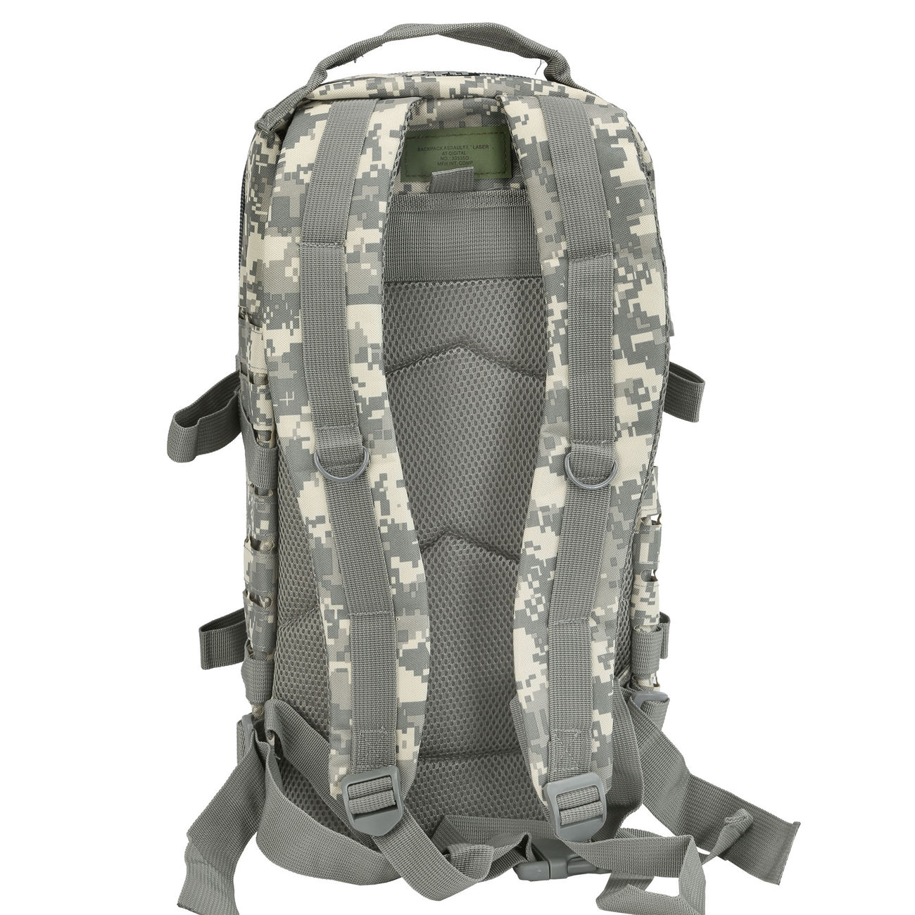 MFH Rucksack US Assault I Laser 30L AT-digital 7