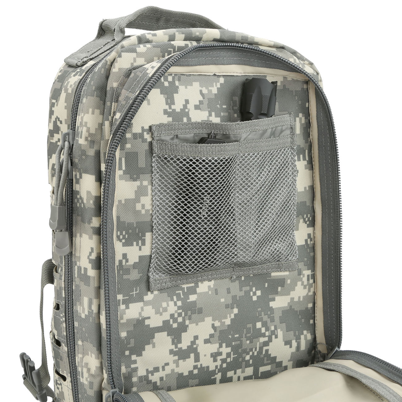 MFH Rucksack US Assault I Laser 30L AT-digital 8