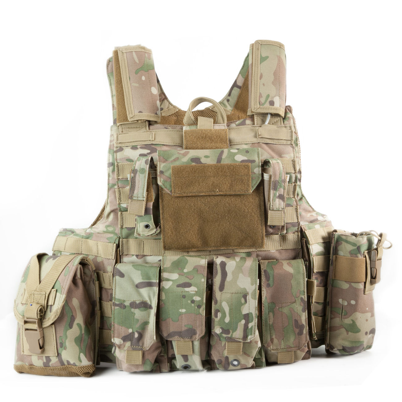 101 INC. Raptor Tactical Vest DTC Multi 0