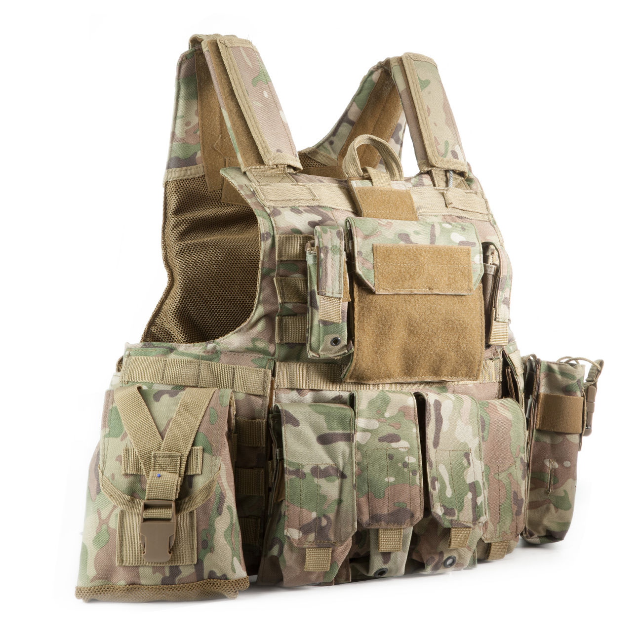 101 INC. Raptor Tactical Vest DTC Multi 1