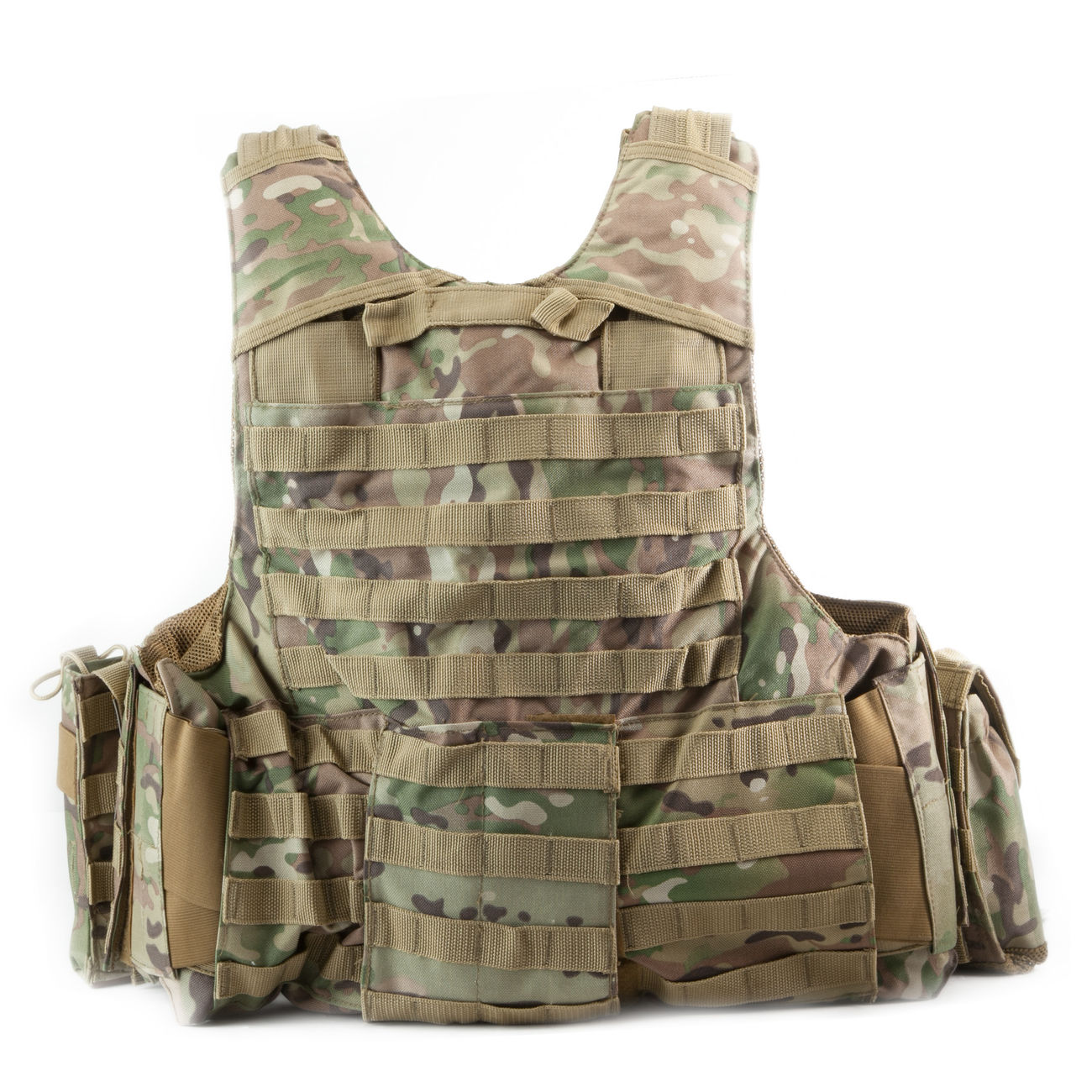 101 INC. Raptor Tactical Vest DTC Multi 2