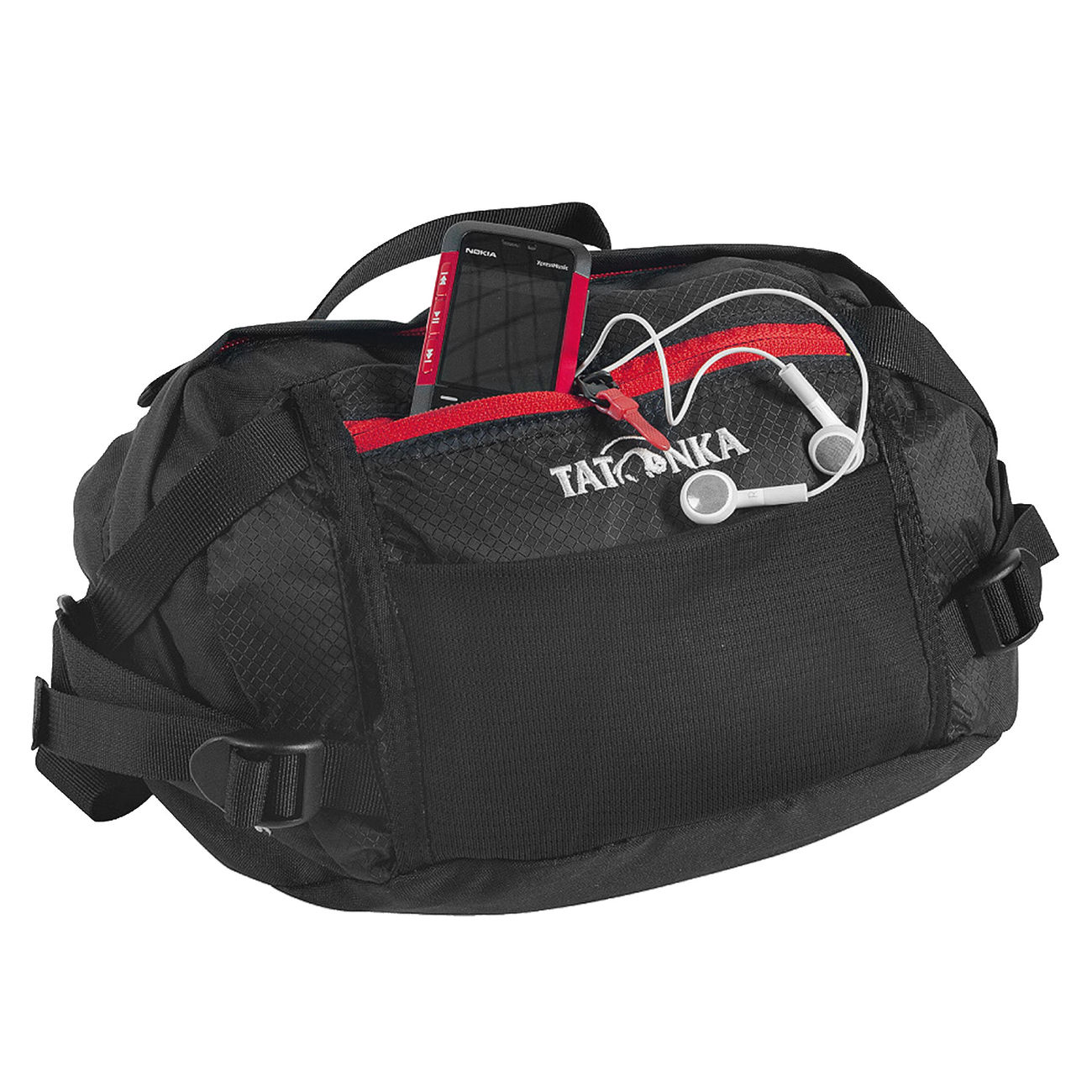 Tatonka Hip Bag schwarz 2