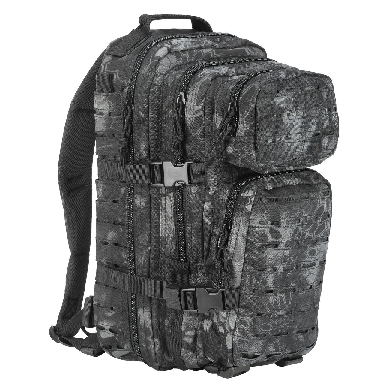 Mil-Tec Rucksack US Assault SM Laser-Cut Mandra Night 20L 0