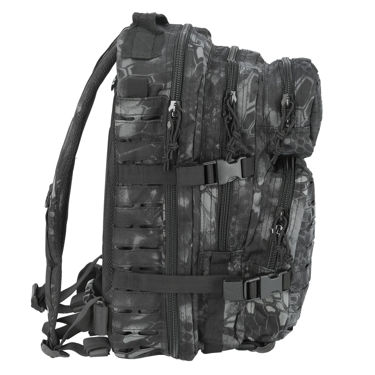 Mil-Tec Rucksack US Assault SM Laser-Cut Mandra Night 20L 1