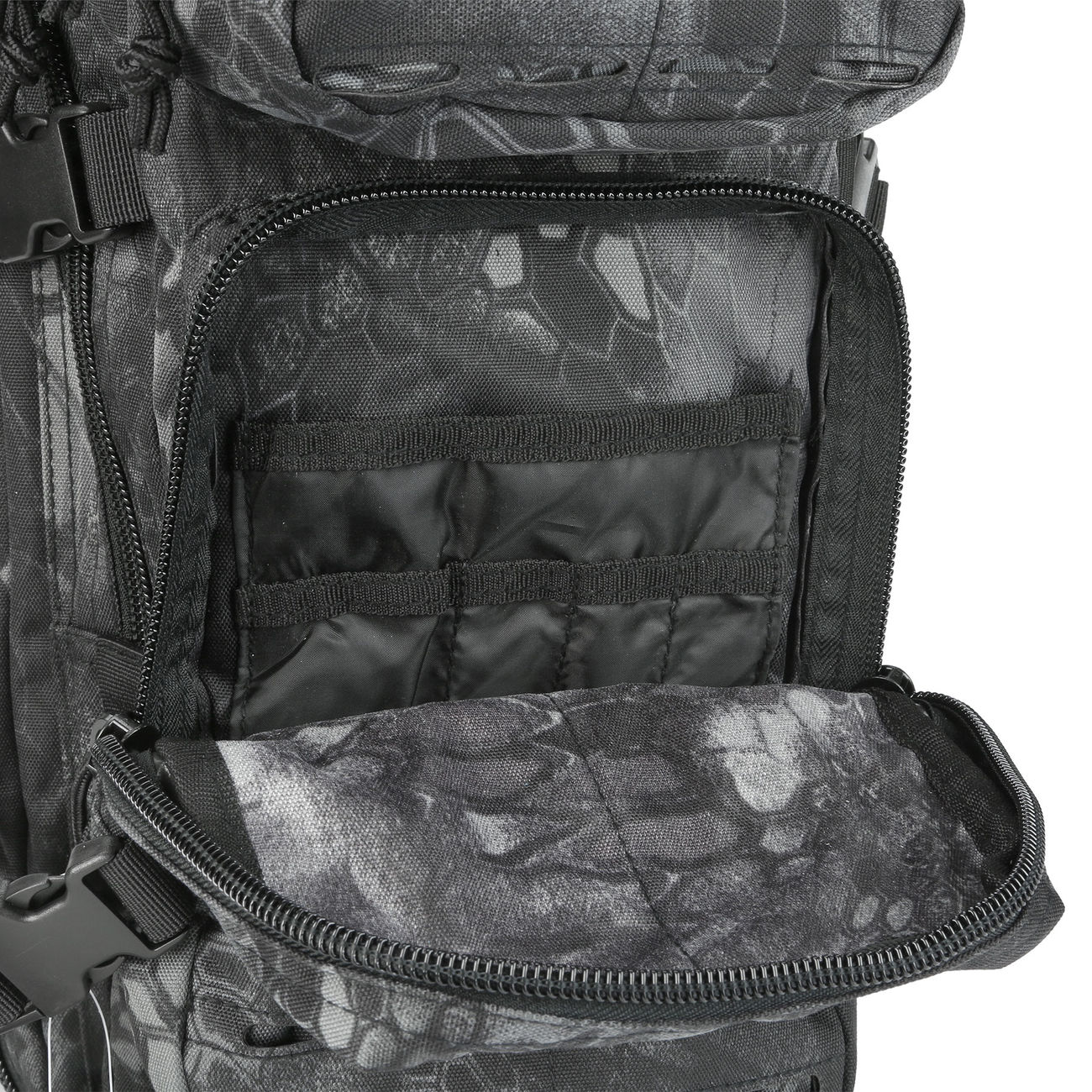 Mil-Tec Rucksack US Assault SM Laser-Cut Mandra Night 20L 11