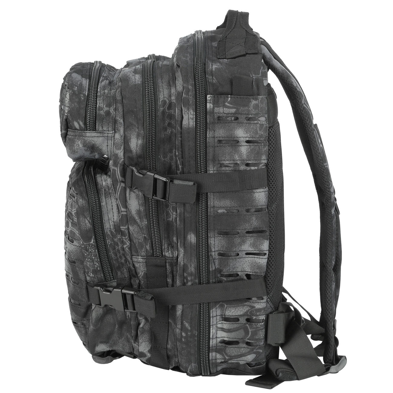 Mil-Tec Rucksack US Assault SM Laser-Cut Mandra Night 20L 2