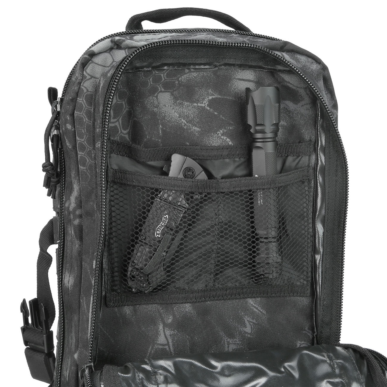 Mil-Tec Rucksack US Assault SM Laser-Cut Mandra Night 20L 8