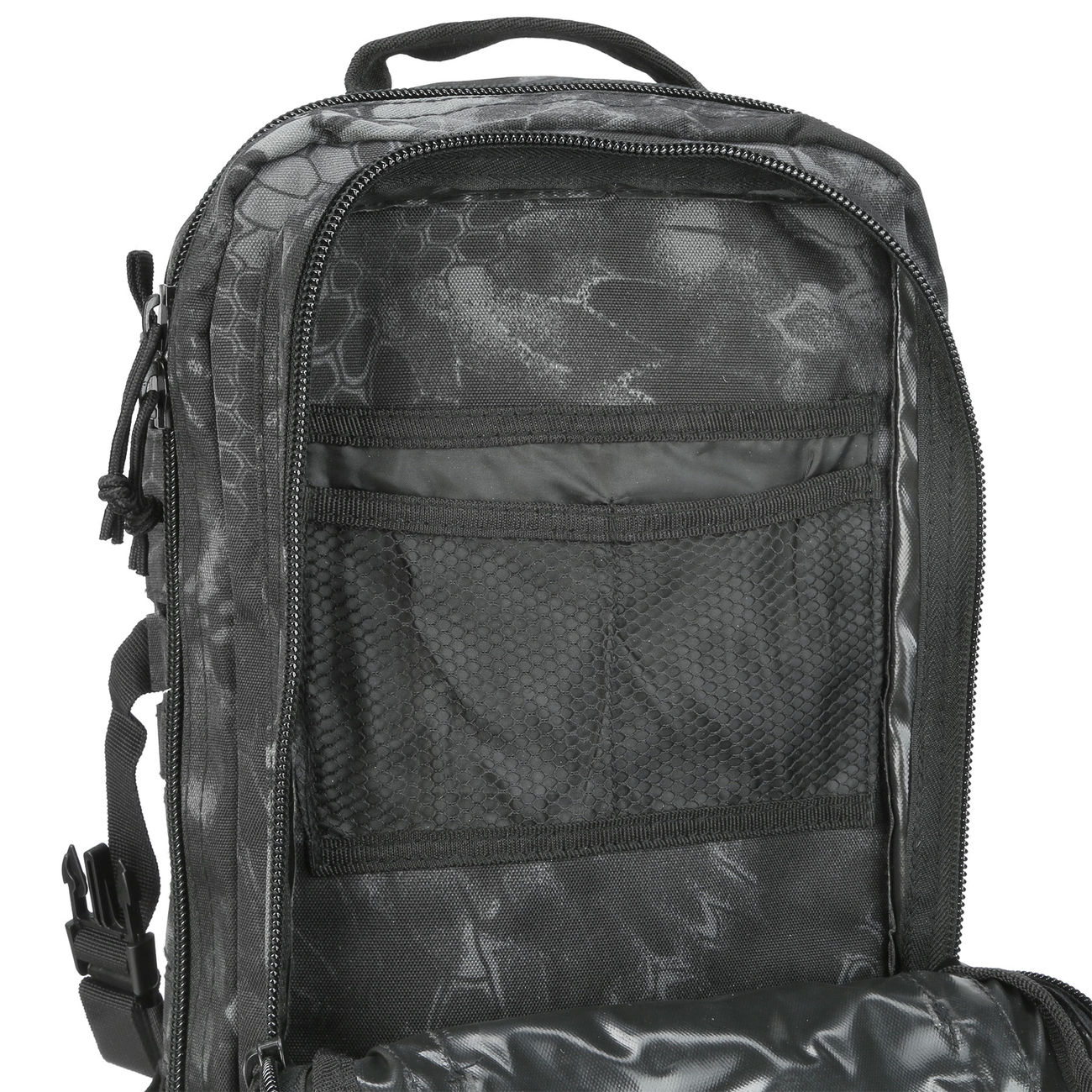 Mil-Tec Rucksack US Assault SM Laser-Cut Mandra Night 20L 9