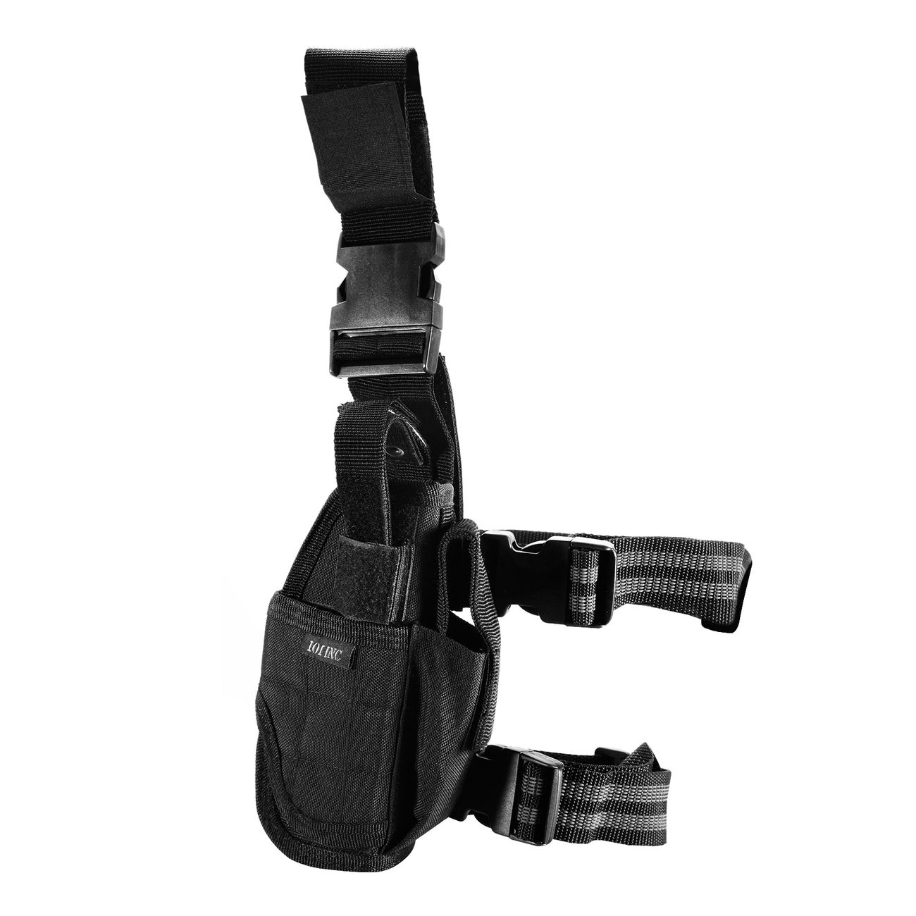 101 INC. Adjustable Holster schwarz 2