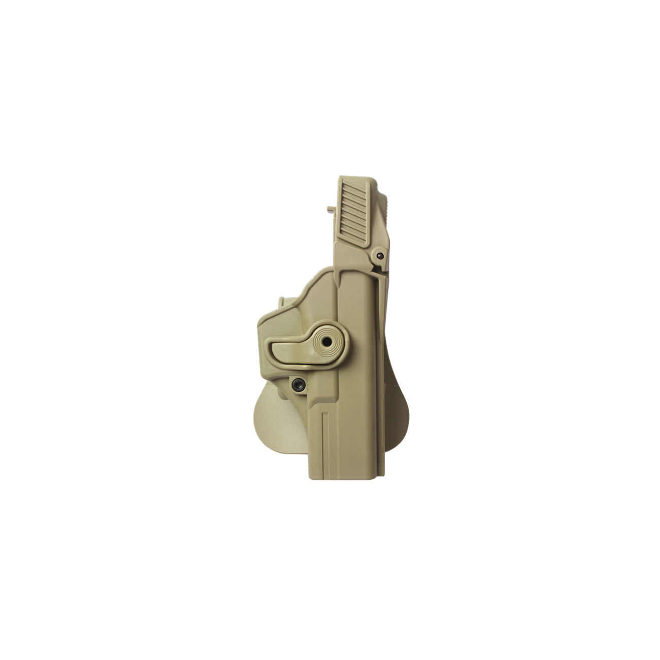 IMI Defense Level 3 Holster Kunststoff Paddle für G17/22/31 tan 0