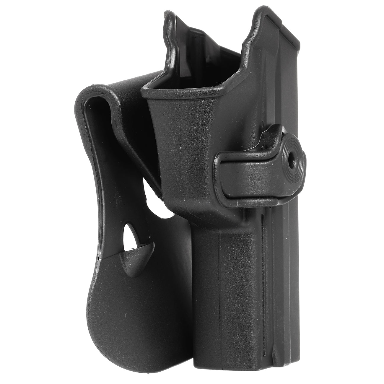 IMI Defense Level 2 Holster Kunststoff Paddle für H&K USP / P8 9mm schwarz 1